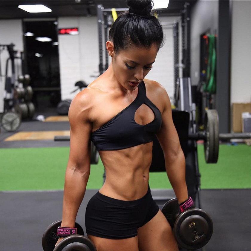 Miłość Garretta Greera i trenerki fitness Jessici Arevalo