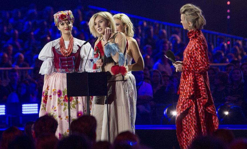"""""""Fryderyki"""", 25  Gala Muzyki Rozrywkowej i Jazzu"""