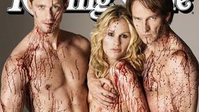 """Obsada """"Czystej krwi"""" nago na okładce Rolling Stone"""