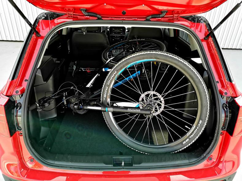 Suzuki Vitara Hybrid 1.4 BOOSTERJET 2WD 6AT Elegance