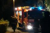 Kraljevo 01 - Vatrogasci brzo intervenisali i ugasili požar u podrumu - Foto N. Božović