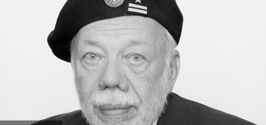 Zbigniew Galperyn nie żyje. Bohater Powstania Warszawskiego miał 92 lata. Wzruszające pożegnanie Rafała Trzaskowskiego