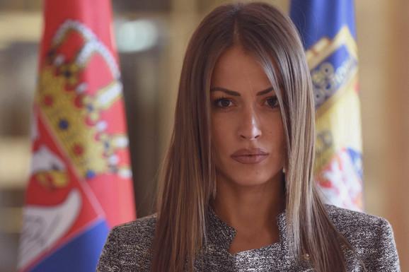 Saslušana Dijana Hrkalović zbog veza sa Veljom Nevoljom i Darkom Elezom