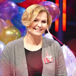 """""""Kocham Cię, Polsko!"""": Otylia Jędrzejczak zachwyca w ciąży. Zobacz zdjęcia!"""