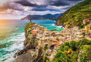 Branża hotelarska alarmuje: we włoskiej Ligurii jest za dużo turystów