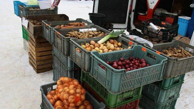 Mróz pozbawia produkty walorów smakowych i wartości odżywczych