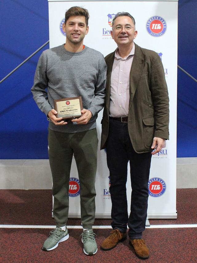 Filip Krajinović i Milan Slavković