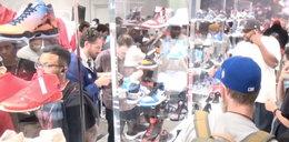 Niezwykły sklep Michaela Jordana