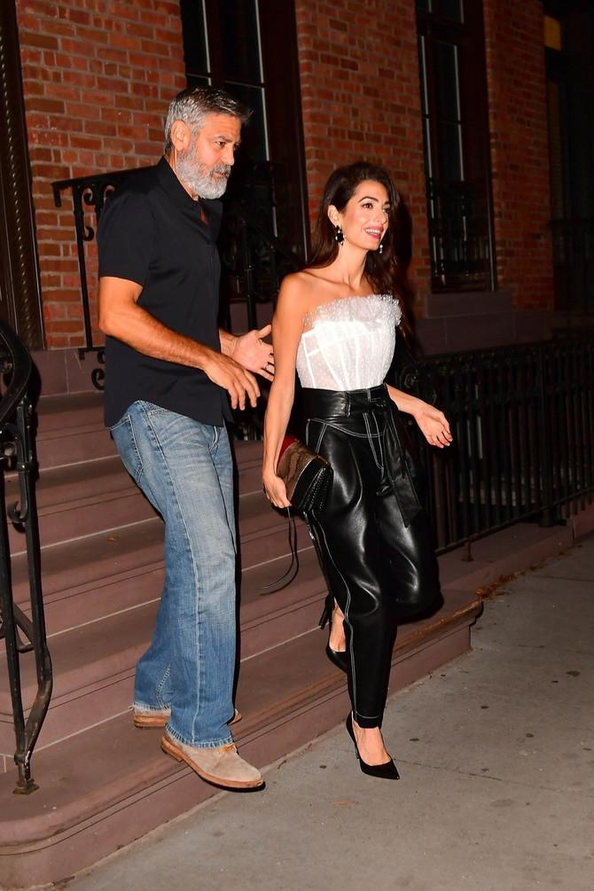 Bračno skladni, modno neusklađeni: Amal i Džordž Kluni