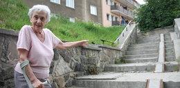 Wyremontujcie schody grozy!