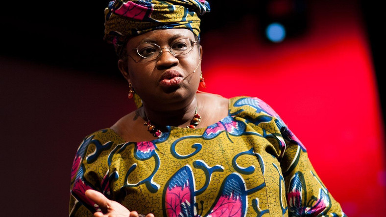 WTO acknowledges, accepts Okonjo-Iweala's nomination. [Pinterest]
