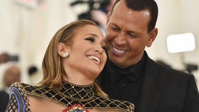 Jennifer Lopez rompt ses fiançailles avec Alex Rodriguez