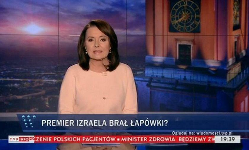 TVP przedstawia własne przyczyny sporu na linii Polska-Izrael