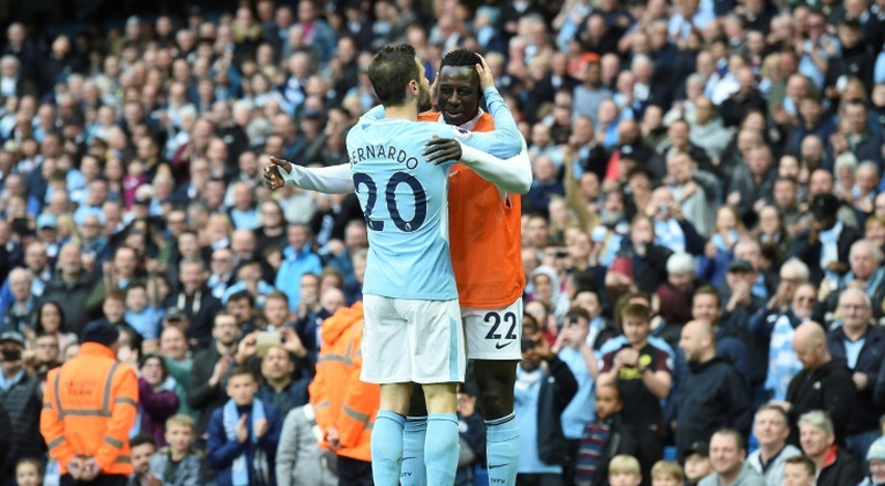 Bernardo Silva hit with one-match ban for Mendy tweet