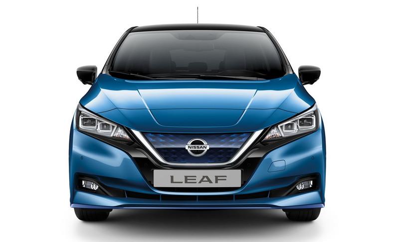 Nissan LEAF e+ 3.ZERO Limited Edition