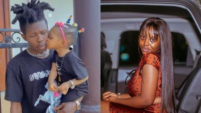 'Gyakie is my daughter's favourite artiste; she can sing her songs word for word' - Strongman