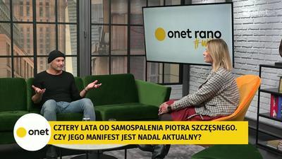 Onet Rano #Wiem: Rocznica samospalenia Piotra Szczęsnego – nie mógł żyć, bo czuł fizyczny ból patrząc na to co się dzieje