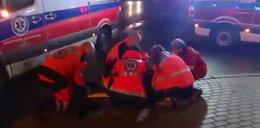 Starszy kierowca potrącił nastolatkę