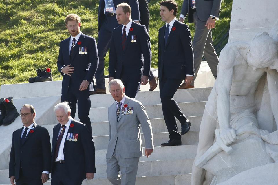 Francja: 100. rocznica bitwy o wzgórza Vimy