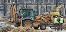 Już od soboty kolejny etap prac na placu Centralnym