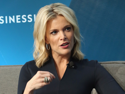 Megyn Kelly says trying to cover Trump and politics is like 'screaming into the Pacific ocean' and 'taking a bath of carcinogens'