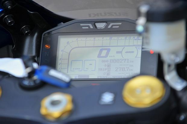 Wyświetlacz Suzuki GSX-R 1000 2017