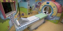 Nowoczesny tomograf w Szpitalu Dziecięcym