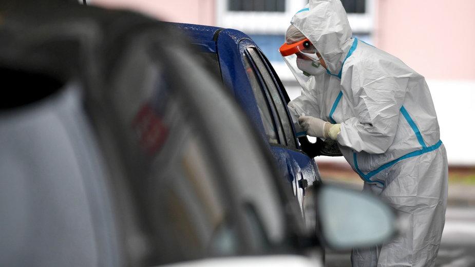 Koronawirus: Słowacja ma zakupić co najmniej 10 mln szybkich testów