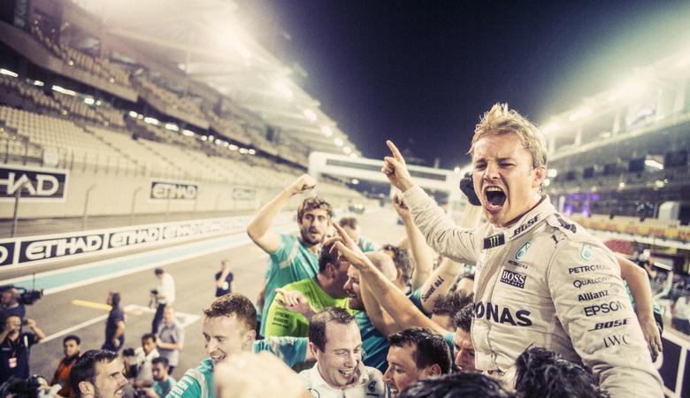 Nico Rosberg kończy karierę w F1