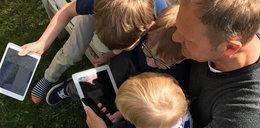 Donald Tusk zrobił to w 61. urodziny. Pomogły mu wnuki