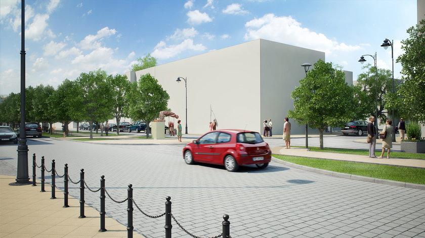 projekt rewitalizacji Dolnego Miasta