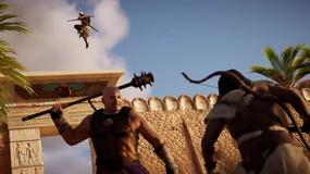 Assassin's Creed: Origins - efektowny trailer premierowy