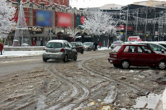 Vožnja u zimskim uslovima nije šala