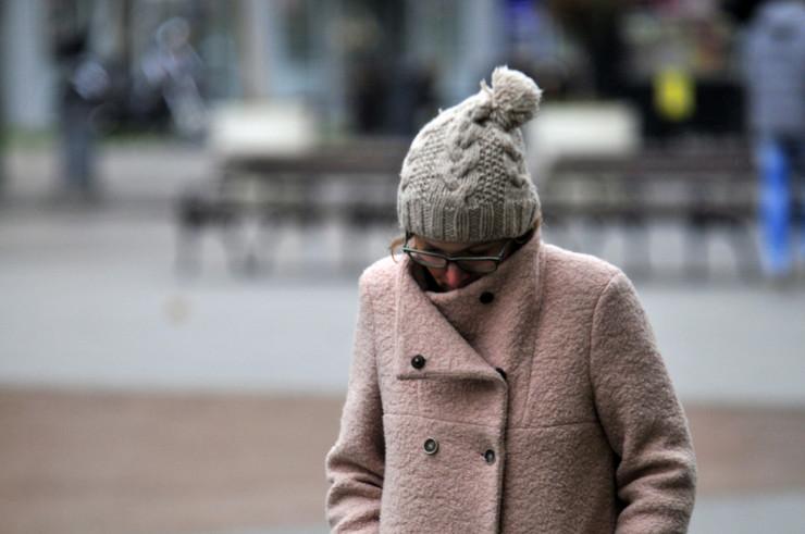 hladno vreme bih