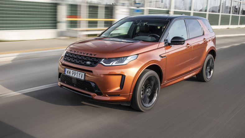 Land Rover Discovery Sport 2.0P I4 R-Dynamic