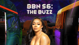 Toke Makinwa on 'BBN S6: The Buzz' [Showmax]