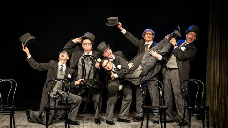 Monty Python w Teatrze Rampa