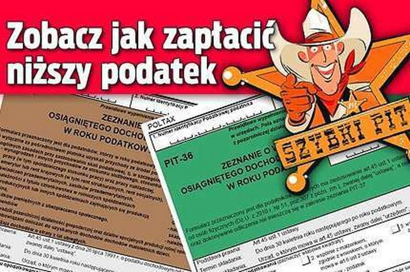 Szybki PIT z Faktem! Zobacz, jak zapłacić niższy podatek