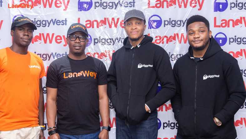 LandWey Investment Limited partners with PiggyVest to introduce LandVest