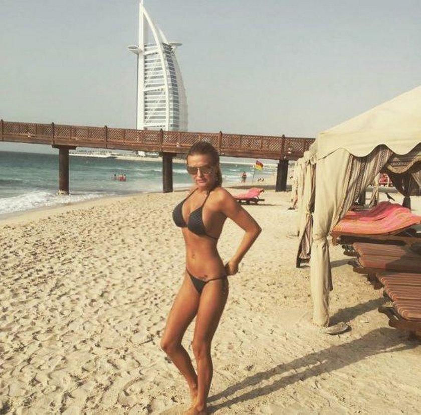 Simone Toon jest luksusową prostytutką