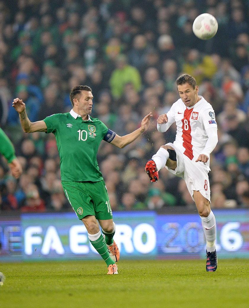 Synek Robbie Keane wywołał aplauz wśród kibiców