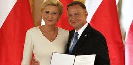 Duda dziękował Polakom. Co w tym czasie zrobił Kaczyński?