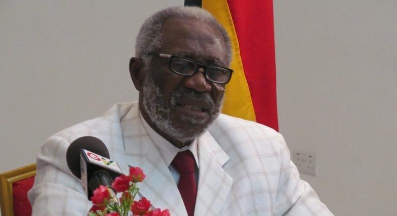 Reverend Professor Enoch Immanuel Amanor Agbozo
