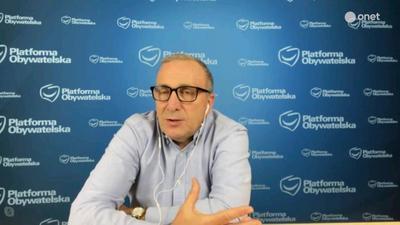 Grzegorz Schetyna: Konflikt z UE to gra va banque, realizacja polityki Kaczyńskiego