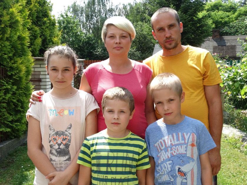 Uratowane dzieci to rodzeństwo
