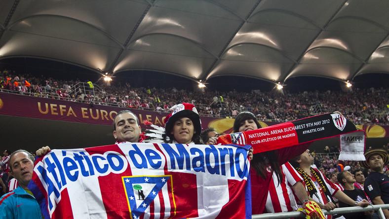 Piłkarze Atletico pokonali Real i zdobyli Puchar Króla