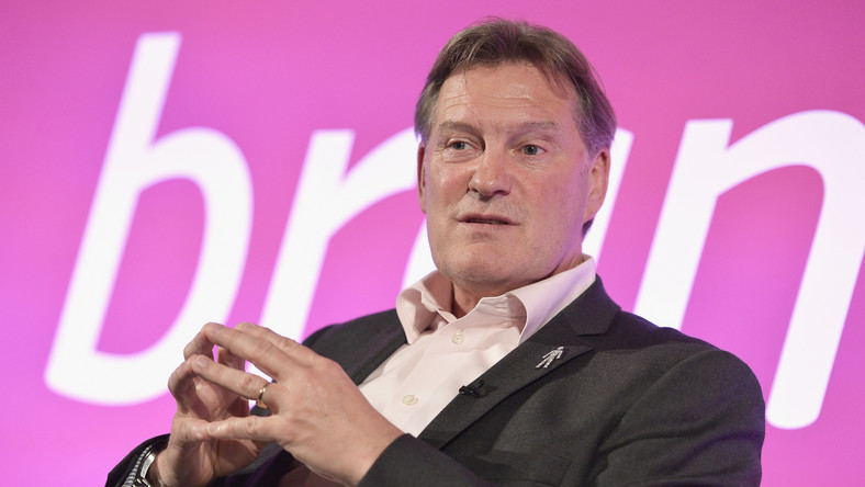 Glenn Hoddle trafił do szpitala