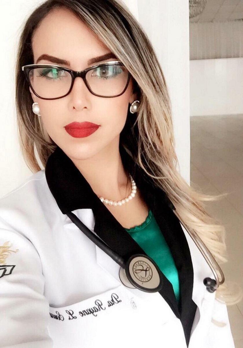 Seksowna pani doktor uczestniczką konkursu Miss Bum Bum