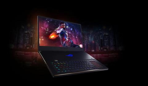 ASUS ROG Zephyrus S17 to nowy laptop z procesorami Intel Tiger Lake