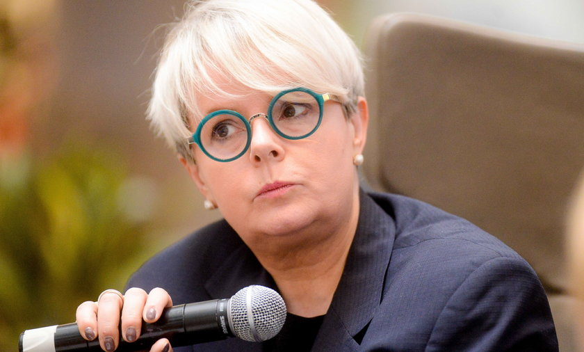 Karolina Korwin-Piotrowska.